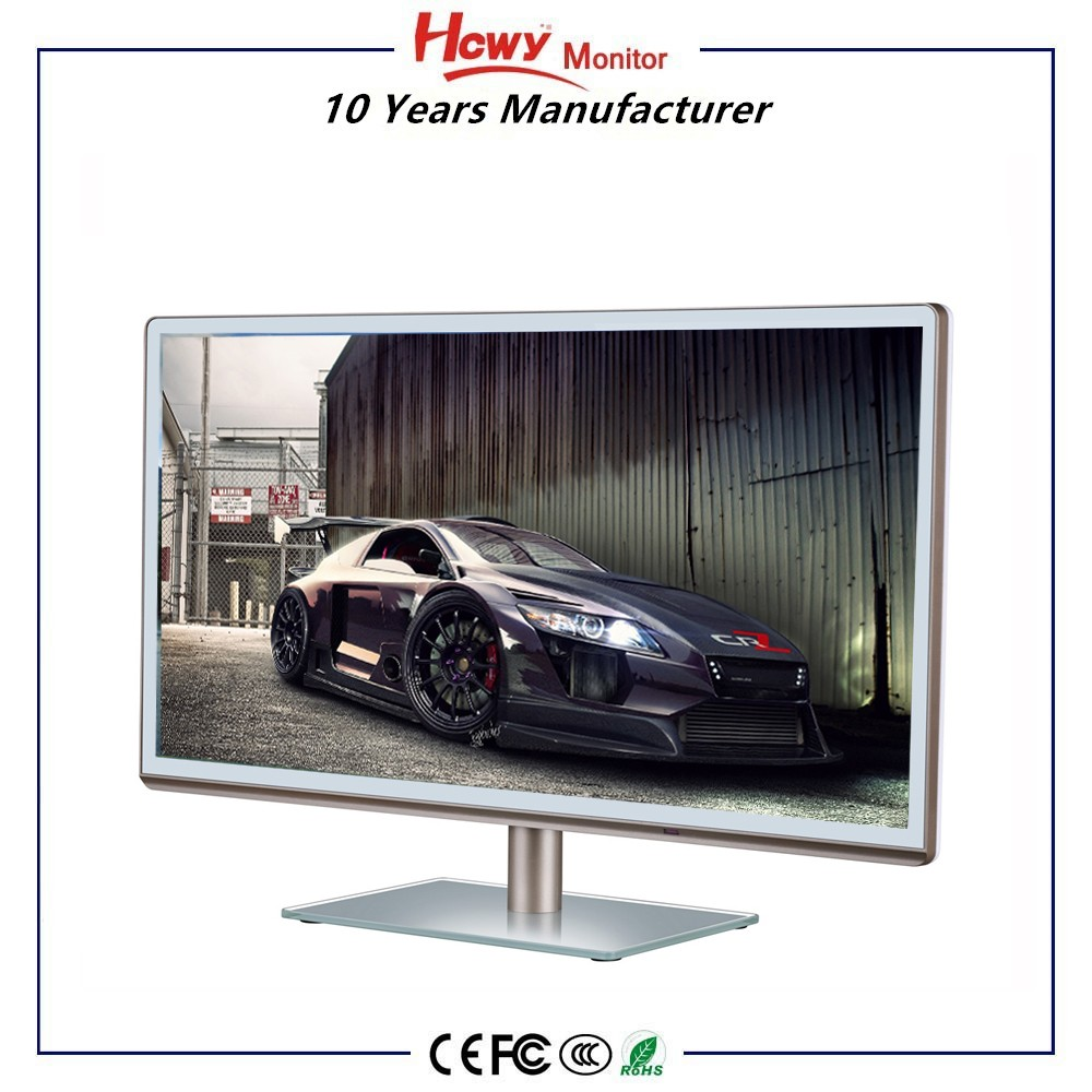 "24'' Screen Size and 250cd/m Brightness Wholesale 24"" inch LED Monitor"
