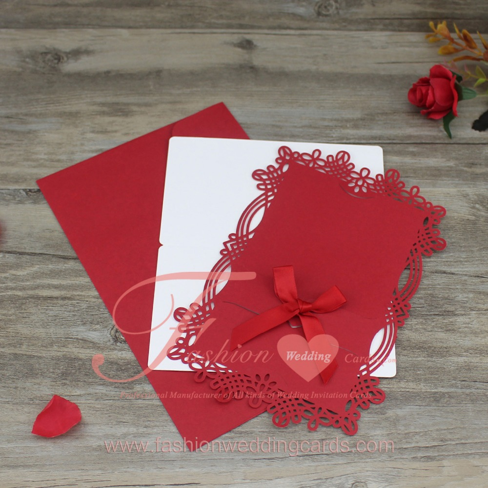 Red Color Feather Pattern Marathi Wedding Card Matter - Buy Marathi ...