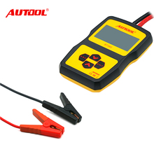Autool BT-360 12V CCA Auto / Motor Diagnostic Tool 12V Car Battery Analyzer BT360