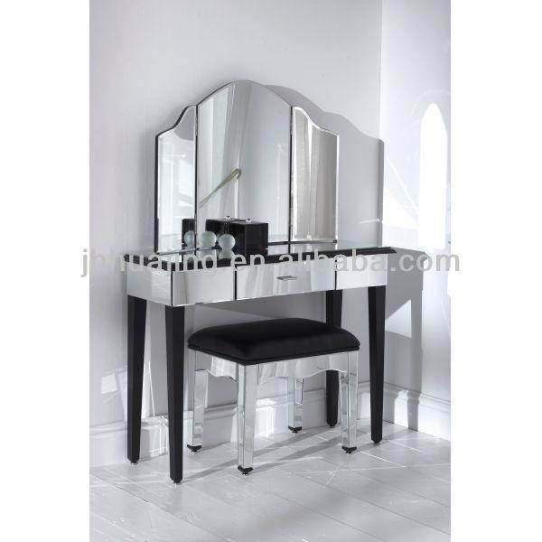 Console miroir biseaut miroir hallyway coiffeuse miroir for Miroir indonesia