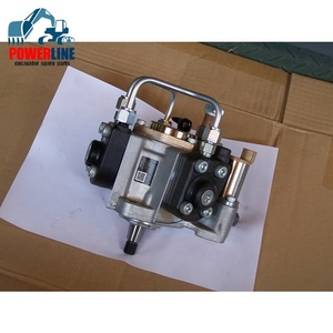 6HK1 Diesel Engine 8-98091565-0 Common Fuel Injection Pump for ZX330-3 ZX360-3 Excavator Spare Parts