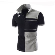 china factory custom own deisgn brand polo t shirts,use polyester/ spandex custom polo-shirt