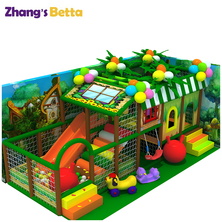 Kids Soft Play Games small indoor playground/Naughty Castle