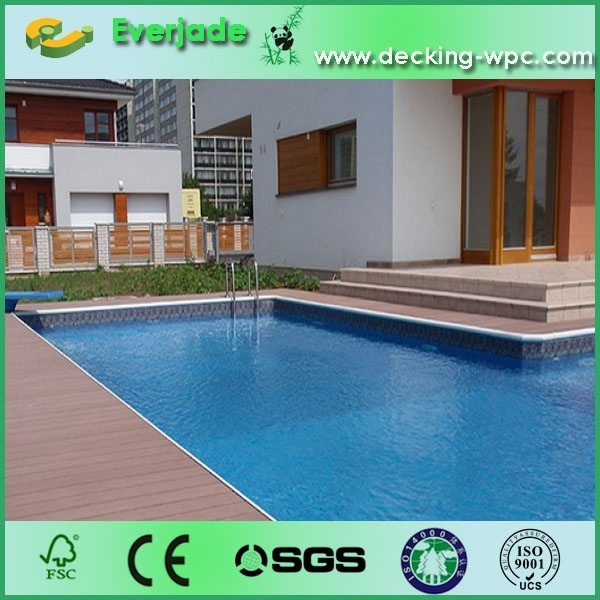 Hot sale!!! Distinctive and durable waterproof outdoor WPC floor