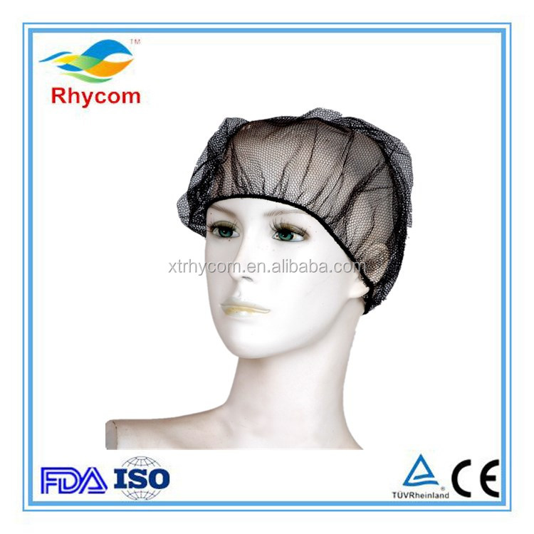 black hairnets long hair net long hair net suppliers and manufacturers at