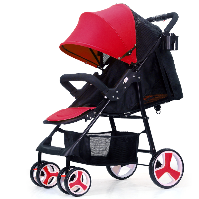 Best quality promotional brand baby stroller price high