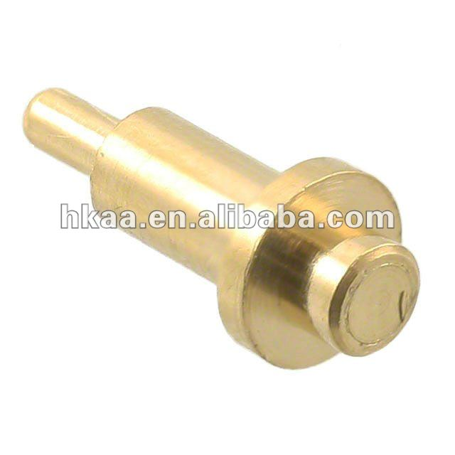high precise spring loaded pin contact pin
