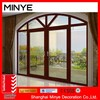 China factory glass sliding door price double glazed sliding door aluminum door