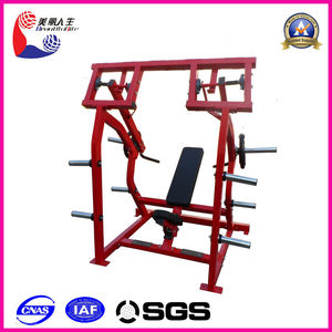 Lateral shoulder Press matrix gym equipment