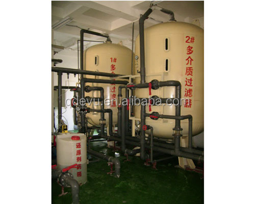 electroplating wastewater treatment