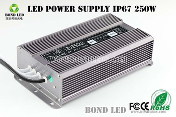220 To 24 Volt Dc Output Superior Quality Aluminum Alloy Led Power ...