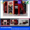 amusement park indoor outdoor cabinet 5D cinema,7D cinema house,9D cinema cabin