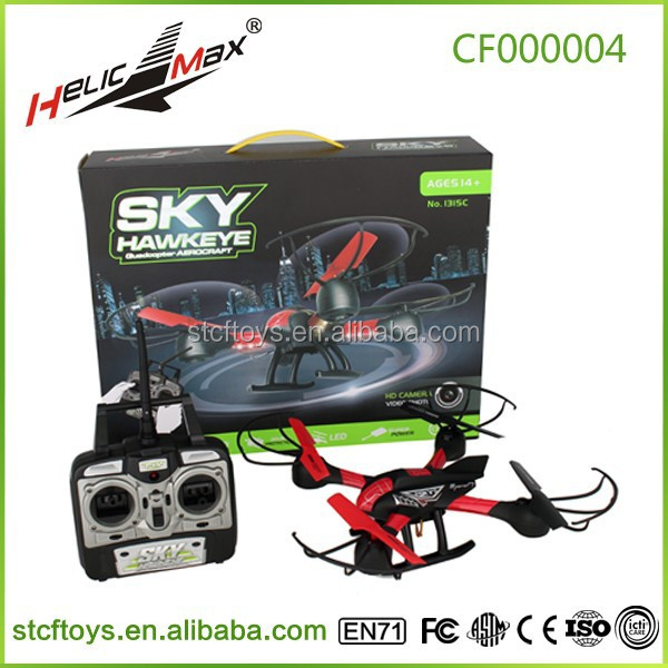 New Arriving!SKY Hawkeye 1315C 5.8G 4CH FPV RC Quadcopter With 2MP Camera Real-time Transmission