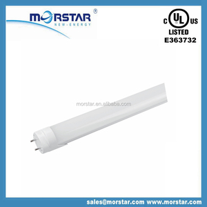 UL DLC Certificate 15W LED Tube T8 with Rotatable lamp head
