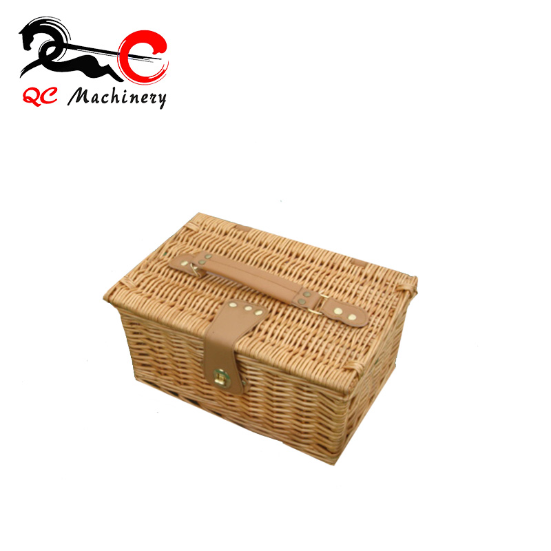 Wholesales Folding picnic insulated basket,Wide varieties collapsible cooler picnic basket set Durable in use