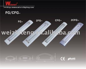 T5 T8 Double Fluorescent Light Fixture Plastic Cover - Buy ...