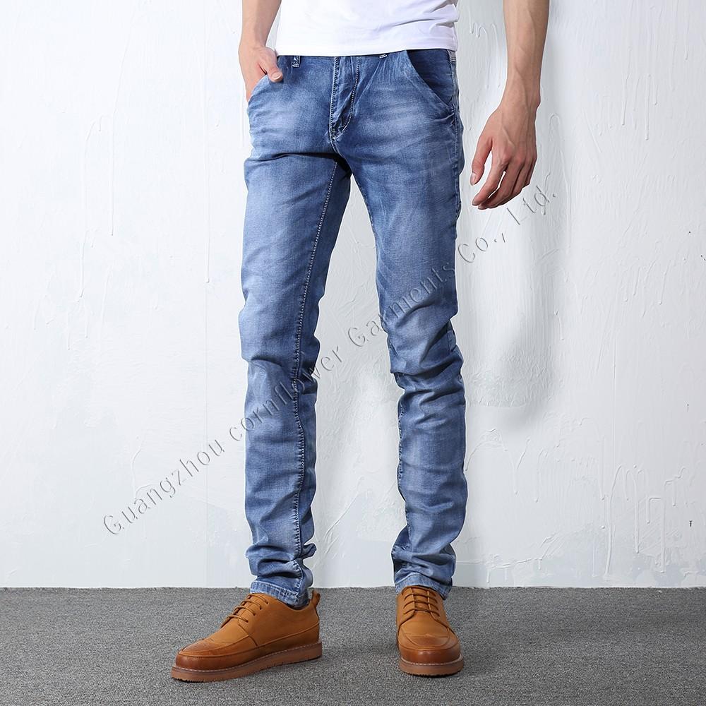 China Wholesale New Style Jeans Pent Men Man Jeans Designed