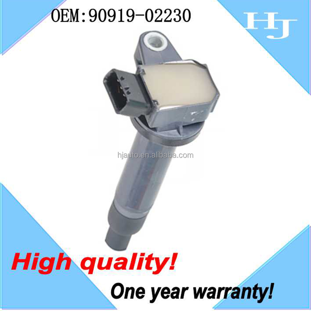 Ignition Coils Fit For Toyota Lexus 4runner Tundra Denso 90919 02230 2000 Coil Uf230 02249 90080 19027 View Hj Product Details From Haiyan