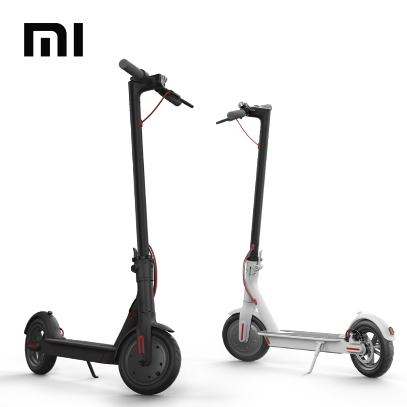Mijia M365 scooter orignal foldable mi lightweight top speed 25kmh xiaomi electric scooter
