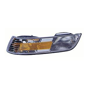1995-1996-1997 Mercury Grand Marquis Corner Park Lamp Turn Signal Marker Light (With Cornering Lamp Type) Left Driver Side (95 96 97)
