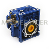Motovario Like Mini RV Type Worm Gear Speed Reducer Gearbox