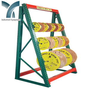 furniture cable reel holder racking pallet to american