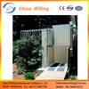 Indoor and outdoor Vehicle wheelchair lifts