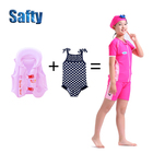 professional unique China shorts modest sets cute beach swimwear for kids toddlers 7-16 young water beautiful children girl teen