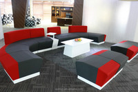 China manufacturer office furniture high quality sectional sofa