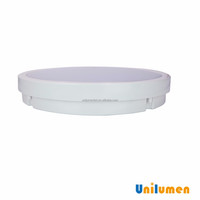 High quality 4000K NW Sensor SMD 2835 IP44 8W LED light fixture of ceiling