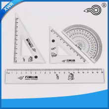 Wholesale High Quality Plastic Measuring Medical ruler inch and cm
