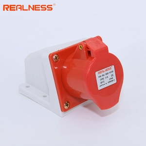 Top quality 3P+E CEE IP44 16A Industrial plug socket