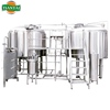 500L, 1000L, 1500L, 2000L, 2500, 3000L, 3500L, Craft Beer Making Machine just for brewpub brewing in California