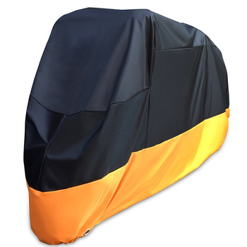 Custom Design Polyester Motorcycle Cover