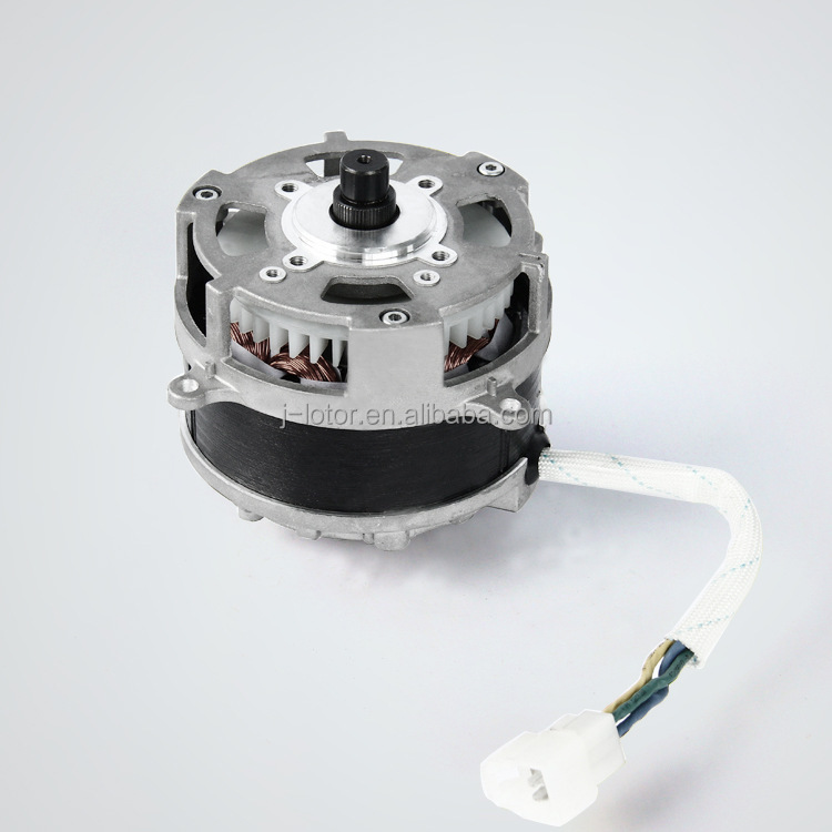 800W 30A 800rpm 1.5 N.m Brushless dc <strong>motor</strong> as garden tools for Electric chain saw machine