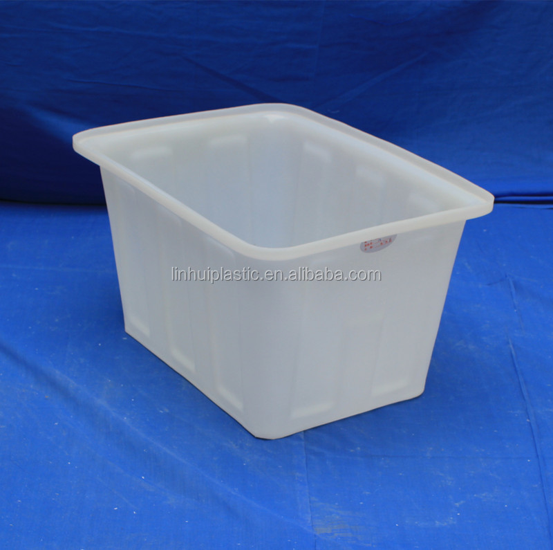50 liters plastic cattle water feeding storage troughs for dog