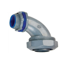 LIQUID TIGHT CONNECTOR ANGLE 90 DEGREE,conduit fittings,pipe fittings