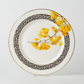 105 inches elegant fine new bone china dinner plates - China Dinner Plates
