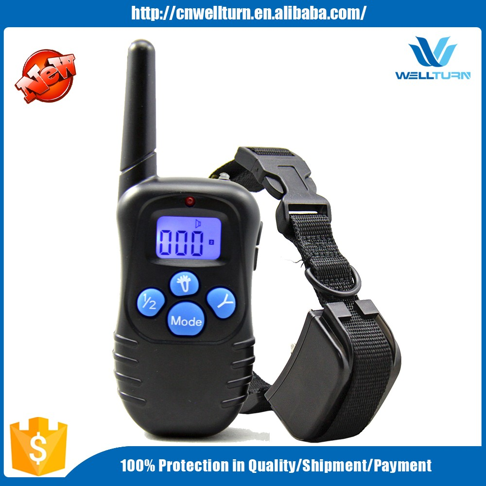 World Best Selling Products Dog Shock Remote Dog Training Collar