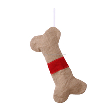 Blanks Christmas Bone Shape Stocking