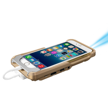 Hot mobile business led pocket dlp mobile phone home for Micro projector for ipad