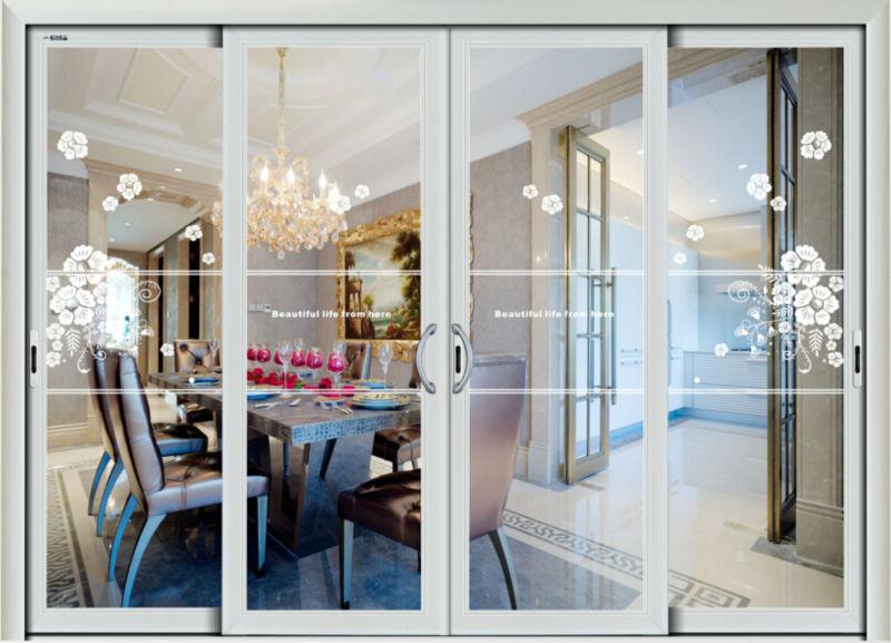 decorativos de aluminio puertas correderas terraza con precio competitivo
