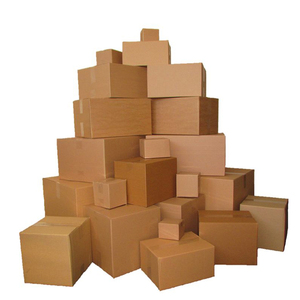 Moving cardboard shipping boxes custom packaging box