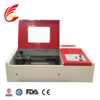 Sh-k40 Polymer Stamp Making Engraving Machine For Factory ...