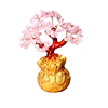 Customized sales of various natural crystal trees