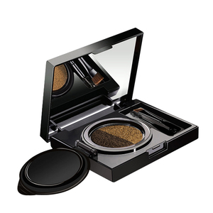 Wholesale new arrival Eyebrow 2 colors Air Cushion Eyebrow with eyebrow Brush and Mascara