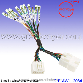 Oe Wiring Harness | Wiring Diagram