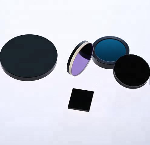 365nm ZWB2 UG1 UV Pass Filter Ultraviolet Bandpass Glass Used for Flashlight /Ø251.0mm 3pcs//lot