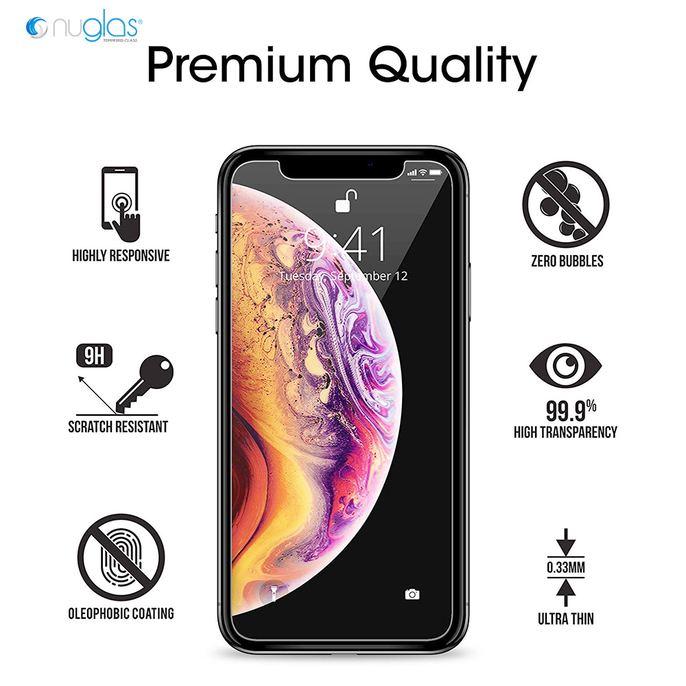 Easy Installation Factory Supplier Mobile Accessory Cell Phone Phone Screen Guard Protector