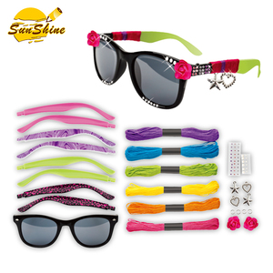 DIY CRAFT KITS FASHION Cool Shades kids Cool gift set